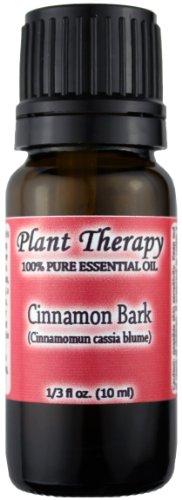 Huile essentielle cannelle écorce. 10 ml. 100% Pure, non dilué, de grade thérapeutique.