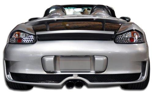 Porsche Fiberglass Body Parts (1997-2004 Porsche Boxster Duraflex Maston Rear Bumper Cover - 1 Piece)