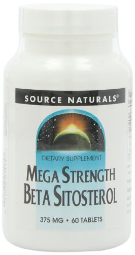 Source Naturals Beta Sitosterol, 60 Tablets, Health Care Stuffs