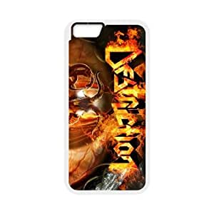 iPhone 6 Plus 5.5 Inch Cell Phone Case Covers White Destruction AKR