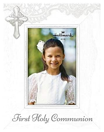 Amazoncom Malden First Holy Communion Wood Frame 4x6 Home Kitchen