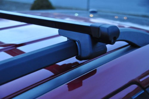 Dodge Journey AtomixAuto Grabber Roof Rack Crossbars With Locks 53' bars