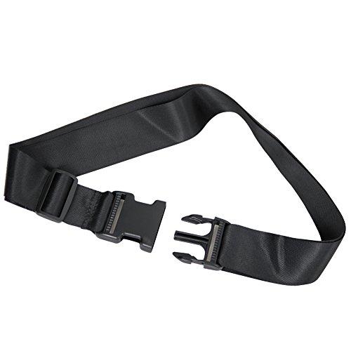 Velcro Belt Seat (Whthteey Wheelchair Safe Anti-Slip Belt Adjustable Seat Belts)