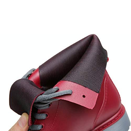 De Martin En Sport Caoutchouc Noir Imperméables Bottes Pluie Chenyang86 Chaussures 1gwCZxR5q