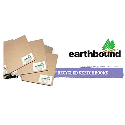 Earthbound Sketchbook - Earthbound Recycled Sketch Book