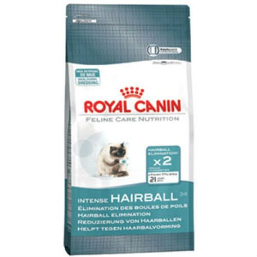 Royal Canin Adult Complete Cat Food Intense Hairball 34 (10kg)