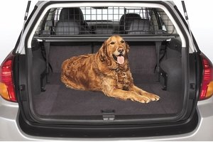 (Subaru 2005-2007 Outback Dog Pet Guard with Sunroof Genuine OEM F551SAG500)