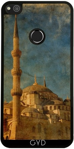 Funda de silicona para Huawei P8 Lite 2017 - Mezquita Azul by svetico