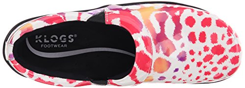 Klogs Usa Womens Mission Mule Tigerberry