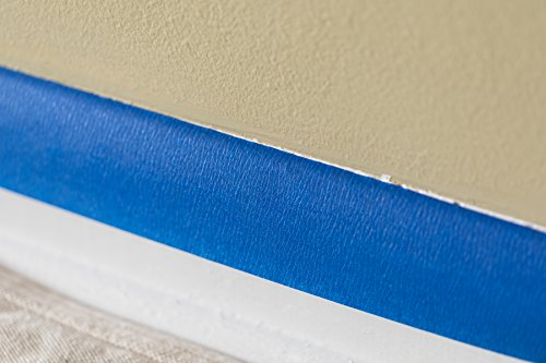 Duck Clean Release Blue Painter's Tape 2-Inch (1.88-Inch x 60-Yard), 12 Rolls, 720 Total Yards, 284372 by Duck (Image #5)
