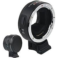 VILTROX EF-NEX IV Auto Focus Lens Mount Adapter for Canon EF/EF-S Lens for Sony A9 A7S A7II A7SII A7RII A7R A6300 support Full-frame PDAF CDAF