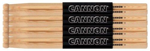 - Cannon CANN5AWD Brick 5A Dark Oak Drumsticks (Pack of 12)