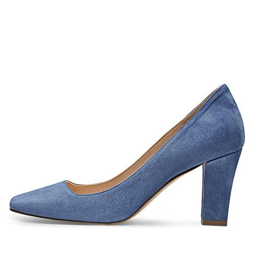 Fabiana Mujer Pumps rauleder Azul