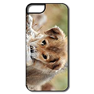 Case For Iphone 6 4.7Inch Cover, Lovely Dog Cases Case For Iphone 6 4.7Inch CoverWhite/black Hard Plastic