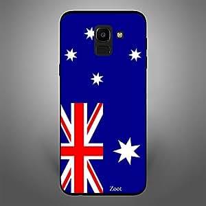 Samsung Galaxy J6 Australia Flag