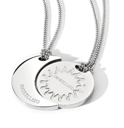 Morellato , S0517 , You  Me , Pendentif Femme , Soleil et Lune , Chaines 45 et 50 cm Amazon.fr Bijoux