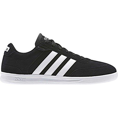 adidas CROSS COURT - Zapatillas deportivas para Hombre, Negro - (NEGBAS/FTWBLA/FTWBLA) 40 2/3