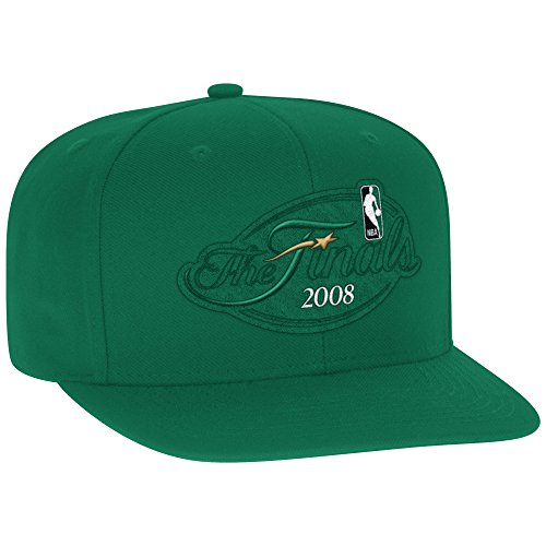 Boston Celtics Mitchell & Ness NBA Finals 2008 Champions Adjustable Snapback (Boston Celtics Nba Championships)