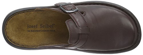 647 Josef Red Men's Seibel Red Madrid Wine Clogs 1Cr1Ywq