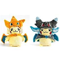 plush toy set of 2 Pikachu