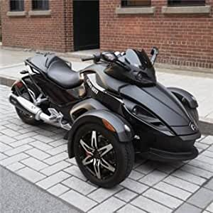 genuine can am spyder rs phantom black body kit pt 219400090 automotive. Black Bedroom Furniture Sets. Home Design Ideas
