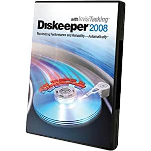Diskeeper 2008 Professional Edition - Complete Package (N66972) Category: Utility Software