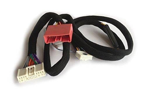 1,50 m N-A480DSP-ISO5 Quadlock-2 Anschlusskabel f/ür A430DSP A480DSP A580DSP und A500DSP L/änge ca