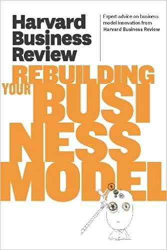 Amazon.Com: Harvard Business Review On Rebuilding Your Business