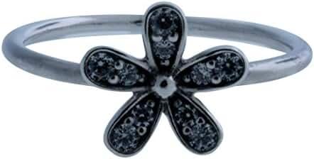 PANDORA Ring Dazzling Daisy with Clear CZ 190932CZ