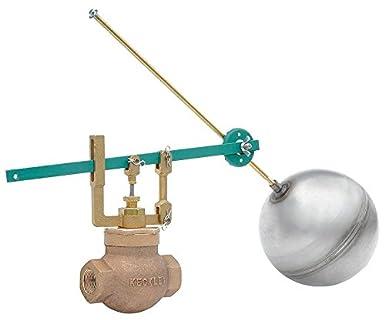 keckley - 27sg/IB - 2 único TNP válvula de flotador de conexión, tipo 7, globo: Amazon.es: Amazon.es