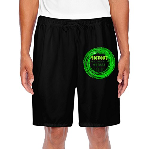 design-mens-sweat-short-pants-victory-won-for-athletic-training