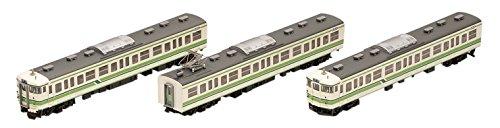 TOMIX HOゲージ 115 1000系近郊電車 新潟色N編成 セット 3両 HO-9021 鉄道模型 電車 B071CFWMFF