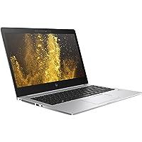 HP 2UL91UT#ABA Elitebook 1040 G4 14 Notebook, Windows, Intel Core I5 2.5 Ghz, 8 GB Ram, 128 GB SSD, Natural Silver/Diamond Cut Design