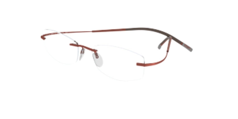 0f2864af459 Amazon.com  Silhouette TMA 4248 40 Eyeglasses Color 6052 Size 54MM  Clothing