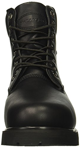 Black US Men's W Lugz 7 Drifter Boot 6 Toe Fashion Steel UqBf4qw