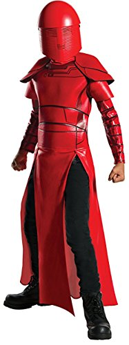 Rubie's Star Wars Episode VIII: The Last Jedi, Child's Deluxe Costume Praetorian Guard Costume, (Guard Costume)