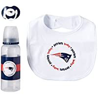 NFL New England Patriots Baby Gift Set