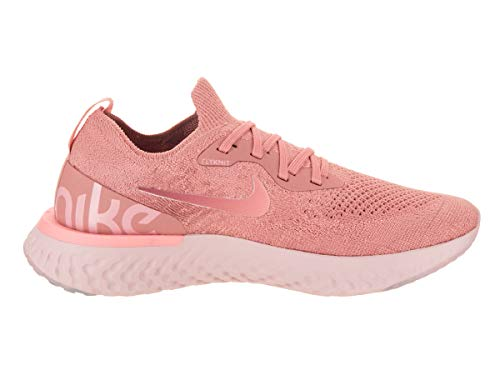 Multicolore Donna Nike Tint tropical Running Wmns pink Epic 602 React Scarpe Pink Flyknit rust Pink n70CY0rqw