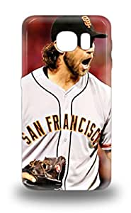 Top Quality Rugged MLB San Francisco Giants Madison Bumgarner #40 Case Cover For Galaxy S6 ( Custom Picture iPhone 6, iPhone 6 PLUS, iPhone 5, iPhone 5S, iPhone 5C, iPhone 4, iPhone 4S,Galaxy S6,Galaxy S5,Galaxy S4,Galaxy S3,Note 3,iPad Mini-Mini 2,iPad Air )