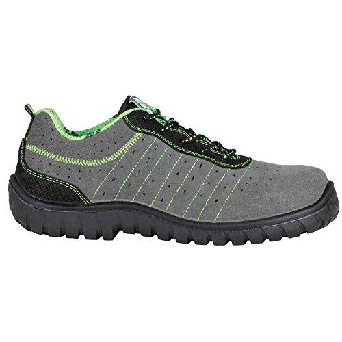 Cofra Sailor S1P SRC par de zapatos de seguridad talla 38GRIS