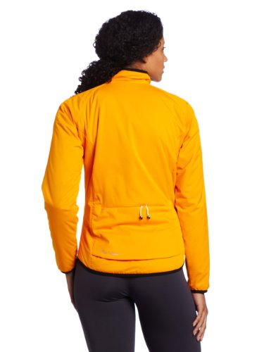 Pearl Izumi Women 's Elite Prima–Chaqueta reversible para mujer Safety Orange