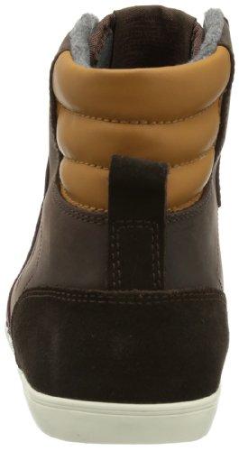 hummel HUMMEL SLIMMER STADIL OILED HG 63-227-8309 - Zapatillas de cuero unisex marrón - Braun (CHESTNUT 8309)