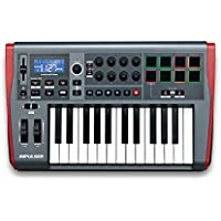 Novation Impulse 25 USB Midi Controller Keyboard, 25 Keys...