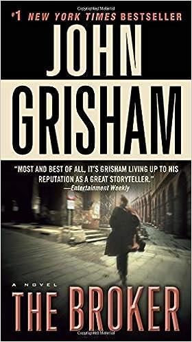 John Grisham broker book