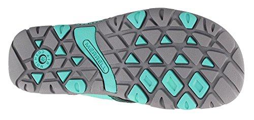 Delta Blue Women's Thong Flip Sandspur Sandals Merrell wfqCE