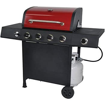 REVOACE 660sq. in 4-Burner Gas Grill