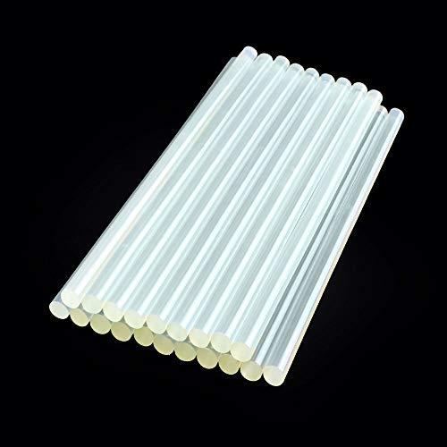 Post Mm Flower 11 (QUAROS Chanseon Alloy Accessories 20pcs/lot 11mm x 270mm Hot Melt Glue Sticks for Electric Glue Gun Craft Album Repair Tools Accessory - (Ships from: China))