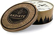 Radiate Portable Campfire: The Original Go-Anywhere Campfire | Lightweight and Portable | 3-5 Hours of Bright