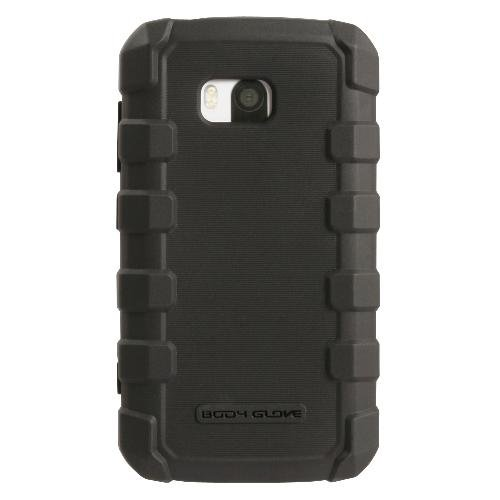 Body Glove Side Case - Body Glove 9323301 DropSuit Rugged Case for Nokia Lumia 822 - Black