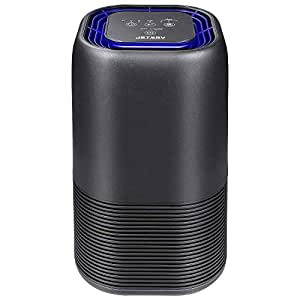 JETERY HEPA Filter Air Purifiers with Smart Auto-Off Timer, Sleep Mode, for Home, Bedroom and Office, Removes 99.97% Allergies, Smoke, Dust, Pollen, Pet Dander, Odor